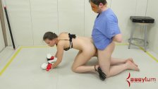 Dog Girl Gets Humiliating and Degrading Anal