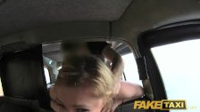 FakeTaxi Fare paid via blowjob and sex