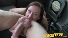 FakeTaxi Wife set up for taxi fucking