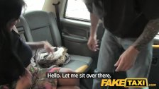 FakeTaxi Customer deepthroats big cock