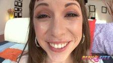 PervCity Brunette Teen UpHerAssHole