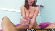 HDVPass Natasha Nice loves big balls and hard
