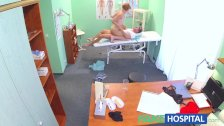 FakeHospital Sexy redhead wants time off work