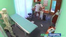 FakeHospital Horny MILF wants doctors cum