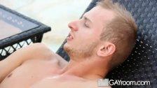 GayRoom - Randall O'Reilly gets ass fucked