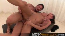 HDVPass Busty Babe Ariella Ferrera Gets Down