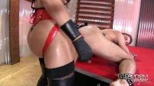 Woman Fucks Her Male Slave