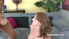 Farrah Rae gets her hot young pussy fucked