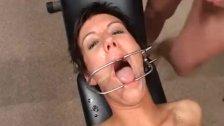 extreme bukkake anal orgy