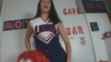 Anna Morna Cheerleader