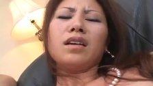 Nana Nanami Asian gets many vibrators on body