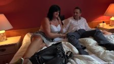 George and his friend's mom taboo session