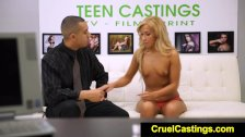 FetishNetwork Chanel Collins bdsm fuck