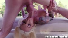 MommyBlowsBest Lolly Ink Blows Daughter's Boy