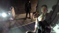 Behind the scenes GoPro w/ Elsa & Daisy
