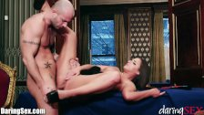 Amirah Adara Ass Fucked on Poker Table