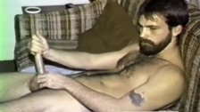 Nude Boxing & Solo - OLD RELIABLE: HAIRY GUYS