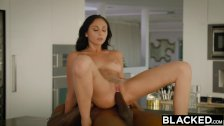 BLACKED Star Ariana Marie First Interracial