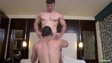 ActiveDuty Ivan & Johnny Bareback Fuck