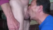 Deepthroat Blowjob And Swallow