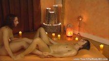 Handjob And Massage Mix