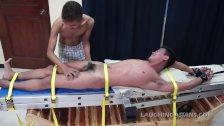 Tickling Gay Asian Twink Warren