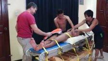 Tickling Gay Asian Twink Benjamin