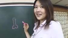 Subtitles akira watase class blowjob lecture