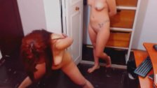 Two Lovely Babe Having Nice Show on Cam