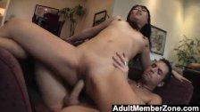 AdultMemberZone  Yuki Mori Rides Cock Like