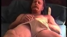 Mature Amateur Chuck Jacking Off
