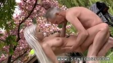 Old man fucks young girl and old asslick