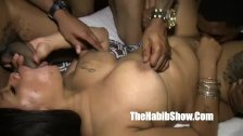 phat booty snicka gets banged out by  bbc kin