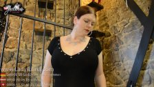 Spitting Worship Speichel Mistress Teasing Do