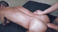 Super Amazing Hung Cock Fucking Bareback