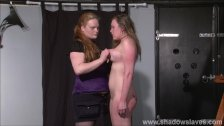 Lesbian Taylor Hearts extreme humiliation and punishment bdsm of young babe