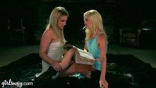 Girlsway Spellbound Lesbians Scissoring