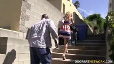 Jessie Rogers Takes Rough Anal