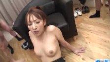 Stunning porn scenes along insolent Anna Mizu