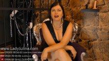 Wie Du ein Sklave bei Lady Julina werden kann
