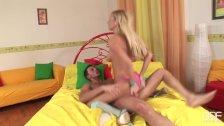 Euro Teen Erotica - Hardbody teen goes wild