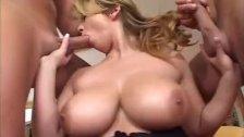 Big natural tits Constance Devil