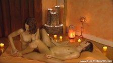 Educational Handjob Massage