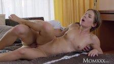 MOM Sexy MILF wants romantic creampie
