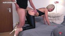 My Dirty Hobby - MissMia Analplug in Hot Dessous