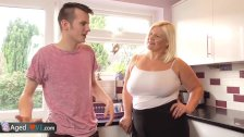 AgedLovE Lacey Starr and Sam Bourne