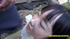 Extremely Cute Rin Aoki One Of her First Movies Fucked In The Countryside