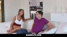 BadMilfs - Learning How To Fuckk From Step-Mom
