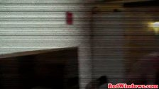 Drilled amsterdam whore jizzed in mouth