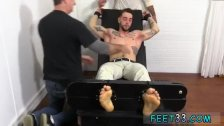 Twins straight boys cum gay KC Gets Tied Up